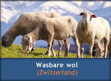 Schapenwollen dekbed - Wasbare wol