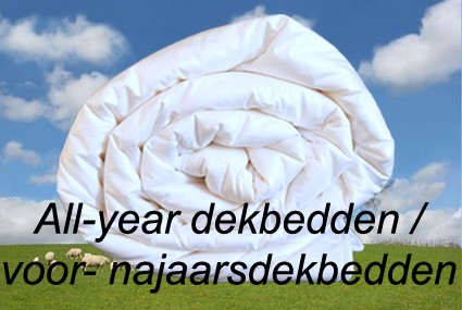 Collectie all year dekbedden